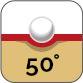 Härte 50°