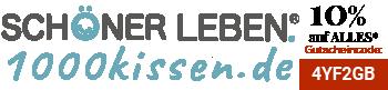 1000kissen.de - der Kissenspezialshop von SCHÖNER LEBEN.