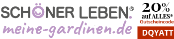 MEINE-GARDINEN.de - der Gardinen-Spezialshop von SCHÖNER LEBEN.