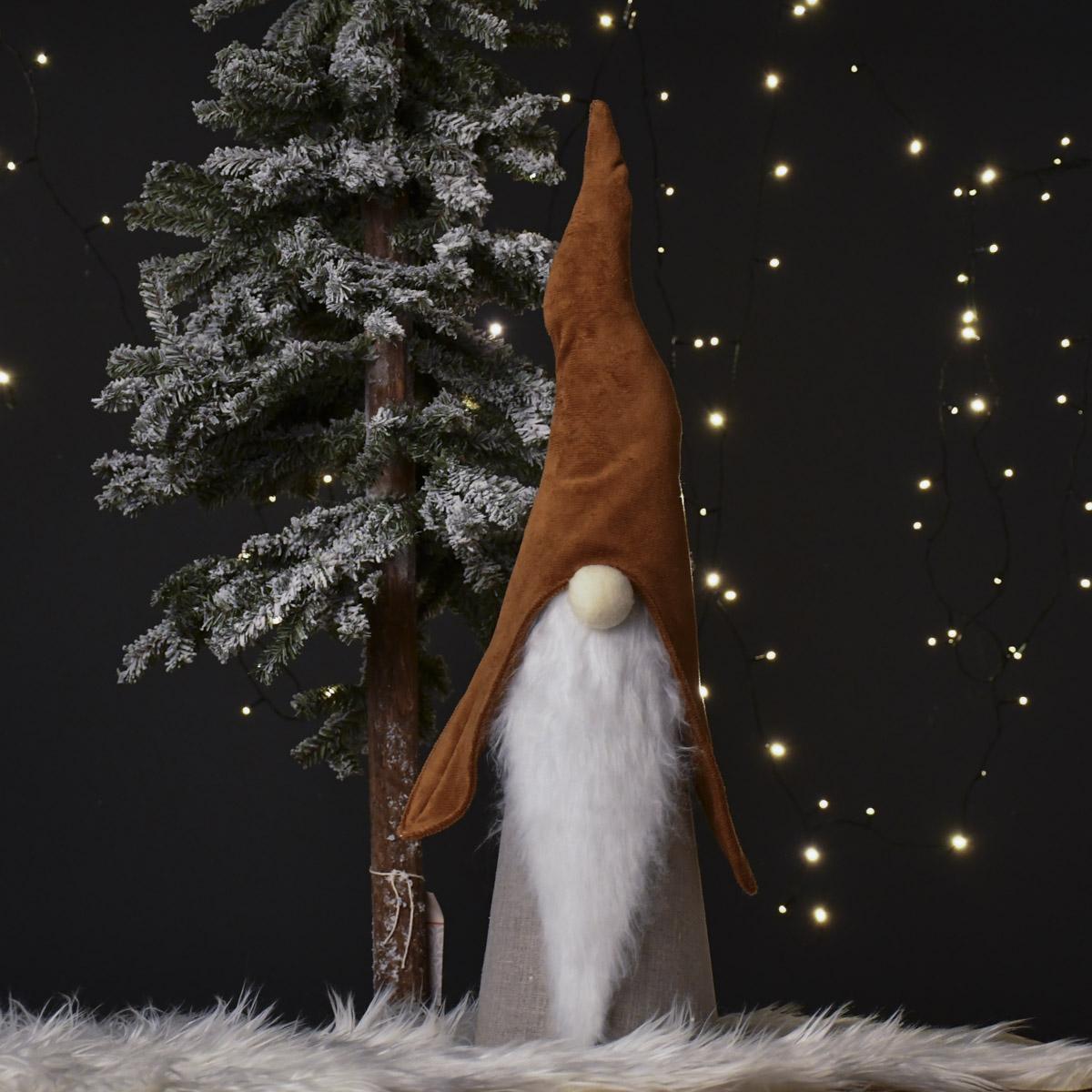 weihnachtlicher schultuetenwichtel