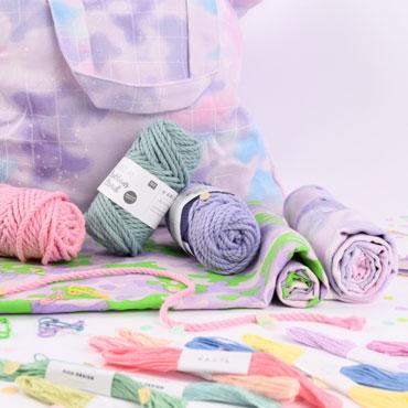Textiles Gestalten