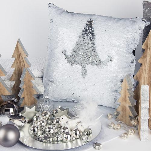Weihnachtliches Silber