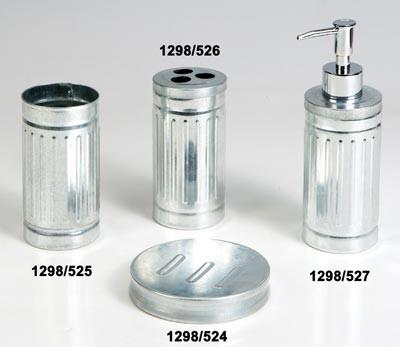 Seifenschale Zink Basic 10,5cm D