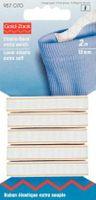 Prym 2m Elastic Band Gummiband extra weich 10mm weiß