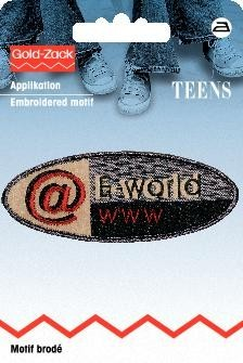 Applikation E-world oval