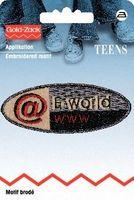 Applikation E-world oval 001