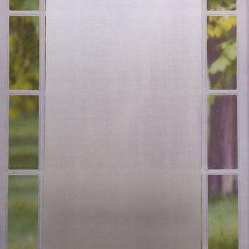 Schiebevorhang Flächenvorhang Flächenschal Digitaldruck 60x245cm Madrid grau