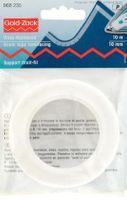 Prym Vlies Nahtband zum Aufbügeln 10 mm weiß 001