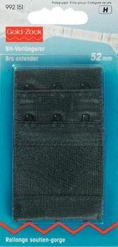 Prym BH Verlängerer 50mm schwarz