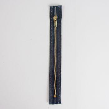 Reißverschluss M8 Typ 5 SSP 10cm go-fb Fla d-jeans