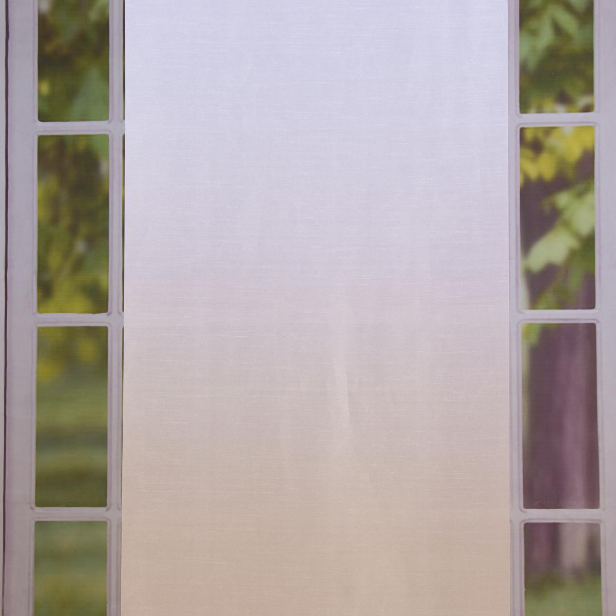 Schiebevorhang Flächenvorhang Flächenschal Digitaldruck 60x245cm Madrid sand
