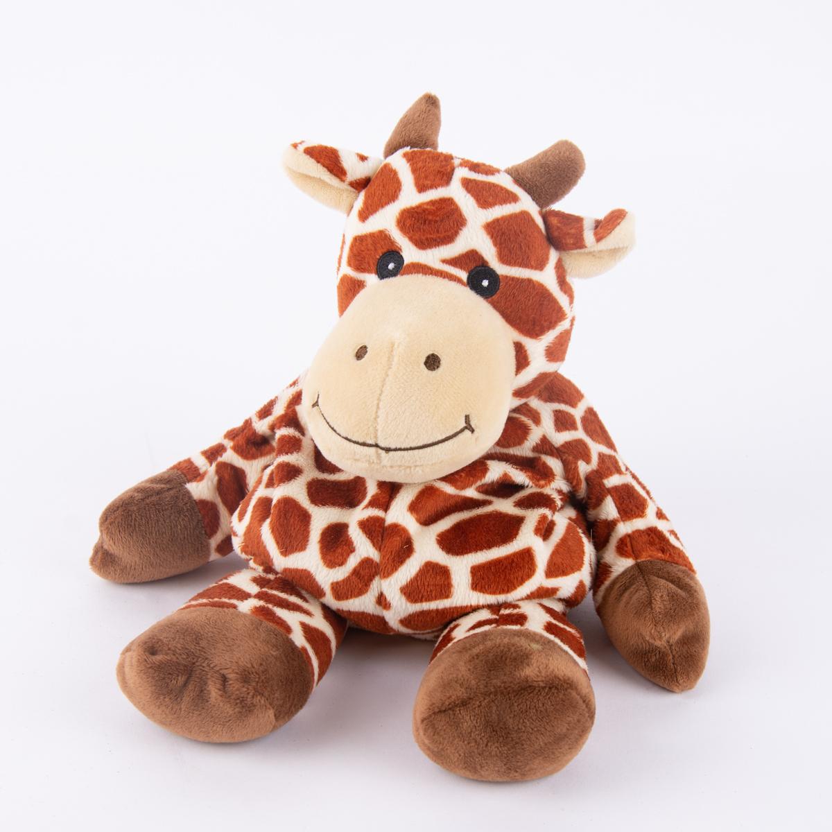 Warmies Wärmestofftier Giraffe mit 100% Hirse-Lavendelfüllung