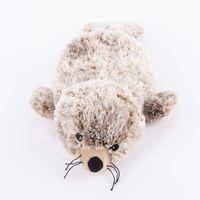 Beddy Bears Wärmflasche Wärmetier Robbe mit 100% Hirse-Lavendelfüllung