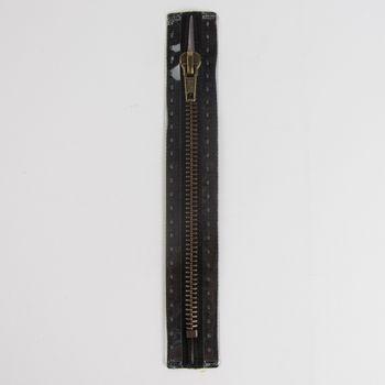 Reißverschluss M6 Typ 10 ut 16 cm am-fb Fla schwarz