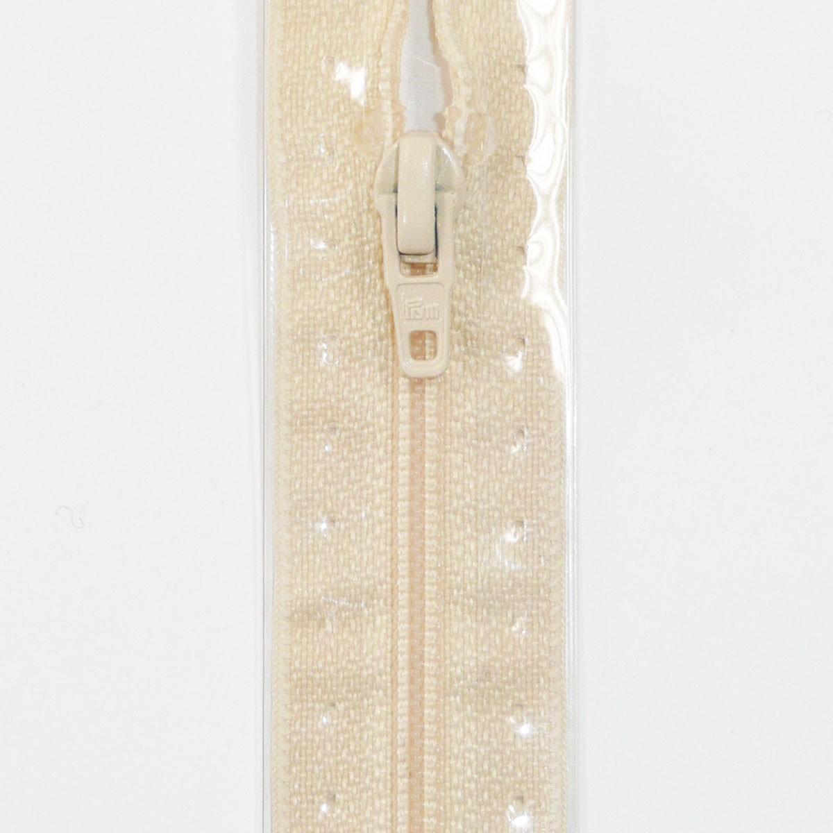 Reißverschluss S1 Typ 0 ut 20 cm Fla seesand