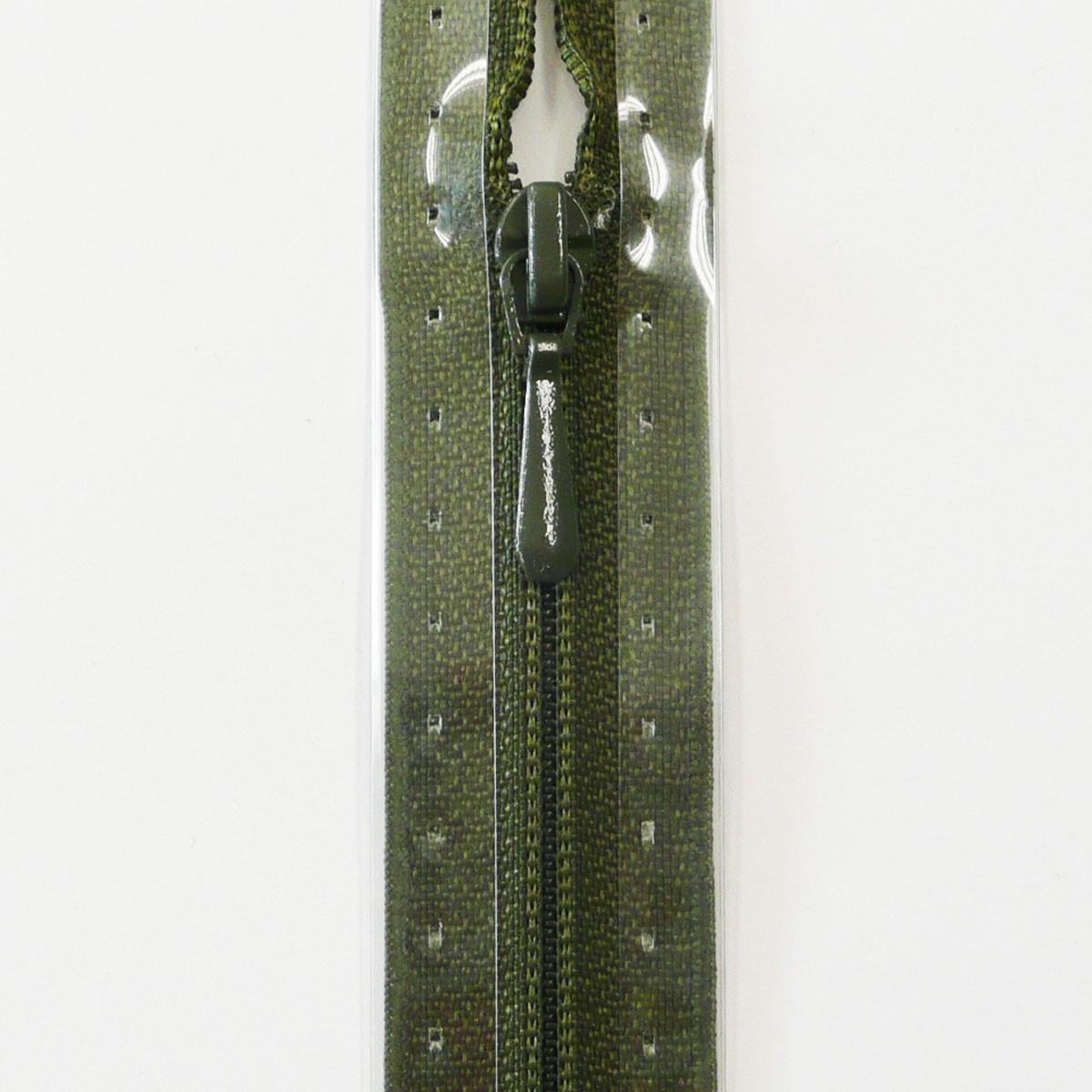 RV S2 Typ 0 Nahtfein 25 cm Fla br-oliv