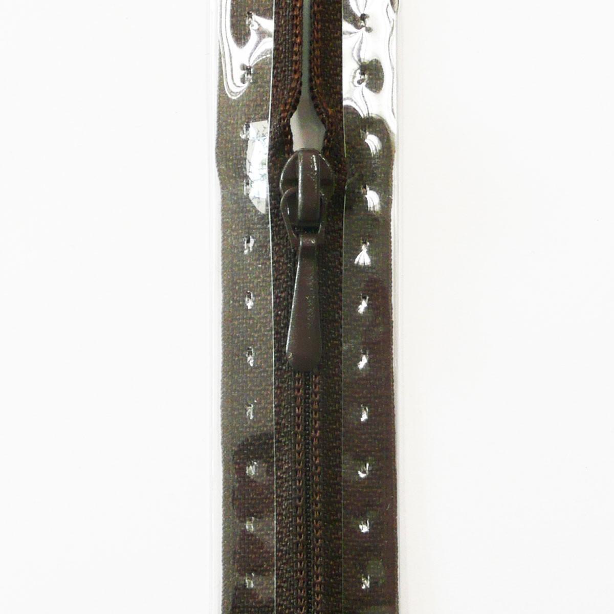 RV S2 Typ 0 Nahtfein 25 cm Fla dunkelbr.