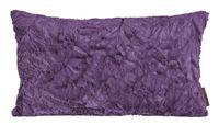 Kissen Kuschelkissen Dekokissen Fluffy aubergine lila 30x50cm