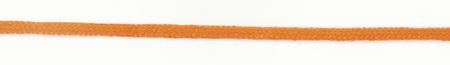 Kordel Zierband orange Breite: 3mm