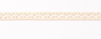 Spitze Zierband beige Breite: 1cm
