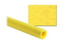 Damasttischtuch auf Rolle gelb Papier 8mx1m 45g/m²