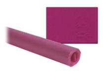 Damast Papier Tischtuch auf Rolle lila 8mx1m 45g/m²