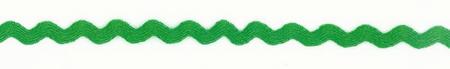Zackenlitze Zierband grün Breite: 0,5cm