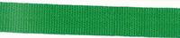 Gurtband grün Breite: 2,5cm