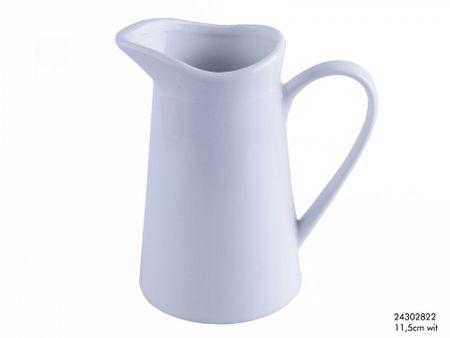 Milchkännchen Kanne H: 11cm