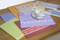Platzset Tischset Papier 42x32cm 001
