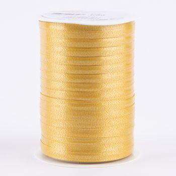 Geschenkband Polyband 200mx5mm gold