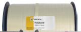 Geschenkband Polyband 500mx5mm creme