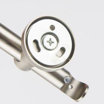 Serie NewYork Doppelträger 2-Lauf Ø20mm edelstahl-optik – Bild 3