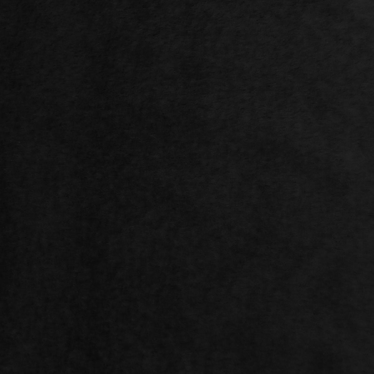 Plüsch Plüschstoff Fellimitat Kunstfell schwarz
