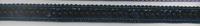 Band mit Pailletten dunkelblau Breite: 1cm 001