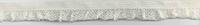 Gummiband mit Rüschen creme Breite: 1,5cm 001