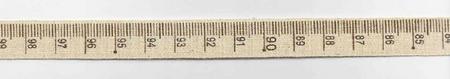 Baumwollband Maßband Breite: 1,5cm