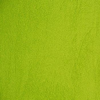 Frottee Handtuch Stoff apfelgrün – Bild 1