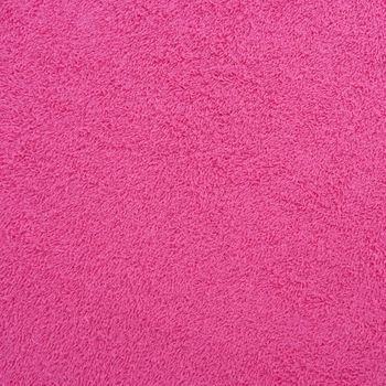 Frottee Handtuch Stoff pink