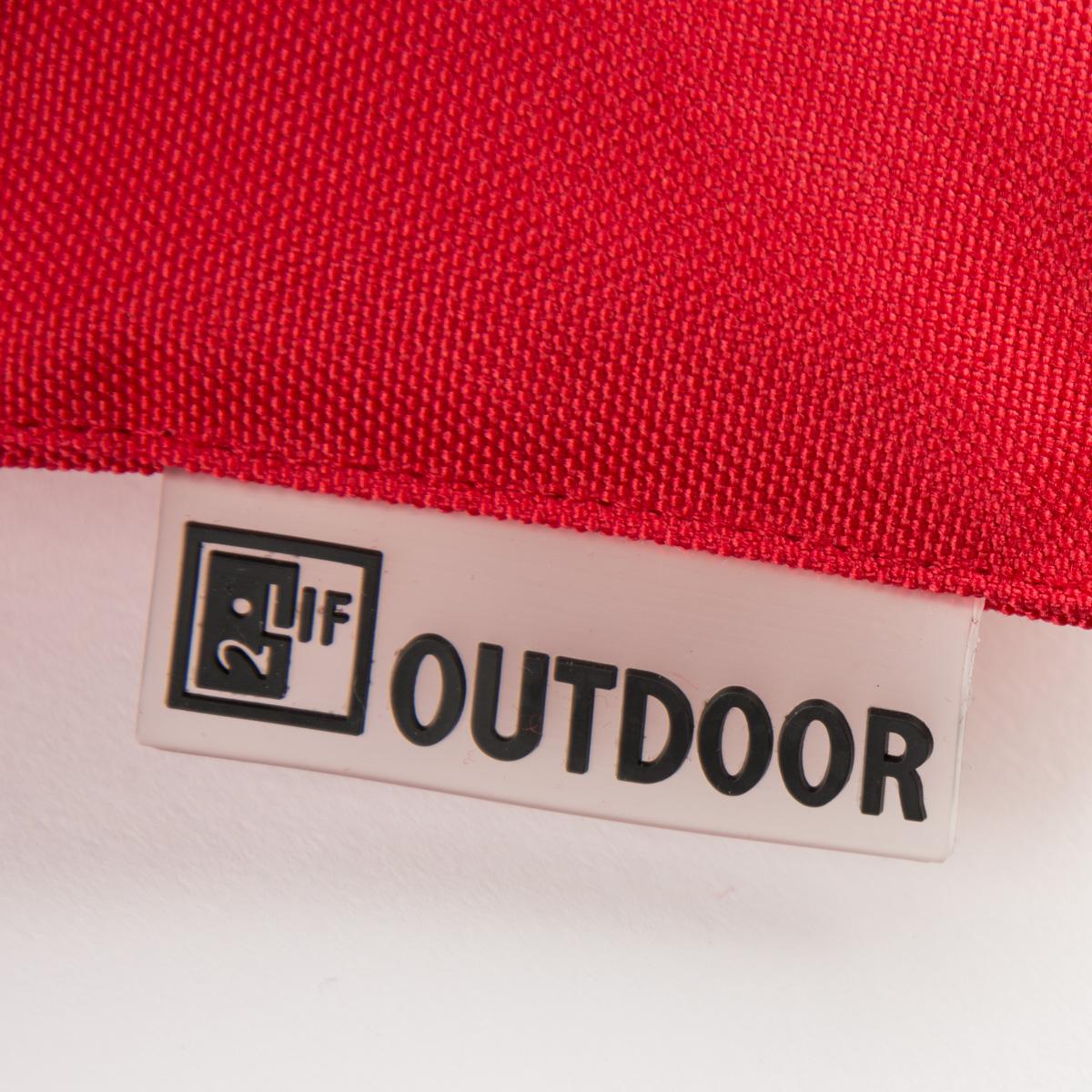 outdoor garten kissen st tropez rot 47x47cm wohntextilien kissen outdoorkissen. Black Bedroom Furniture Sets. Home Design Ideas