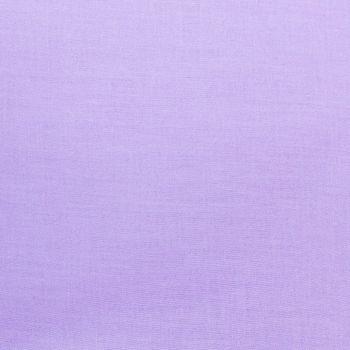 Kreativstoff Baumwollstoff Fahnentuch einfarbig flieder 1,45m Breite