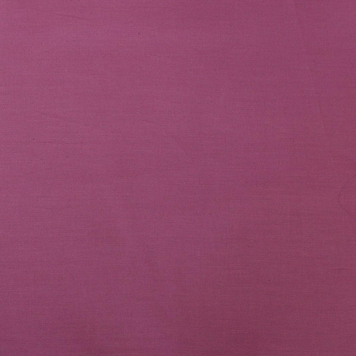 Kreativstoff Baumwollstoff Fahnentuch einfarbig beere 1,45m Breite