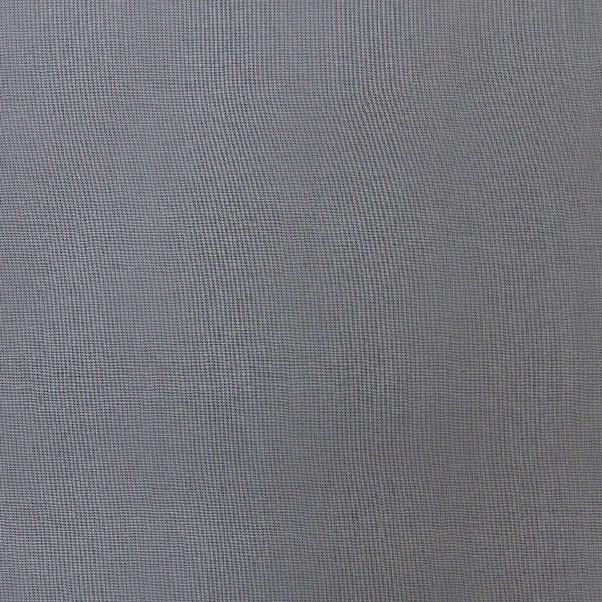 Kreativstoff Baumwollstoff Fahnentuch einfarbig hellgrau 1,45m Breite