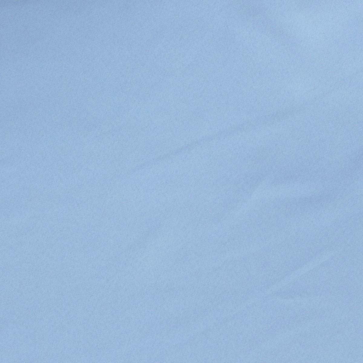 Kreativstoff Universalstoff Polyester Stretch hellblau