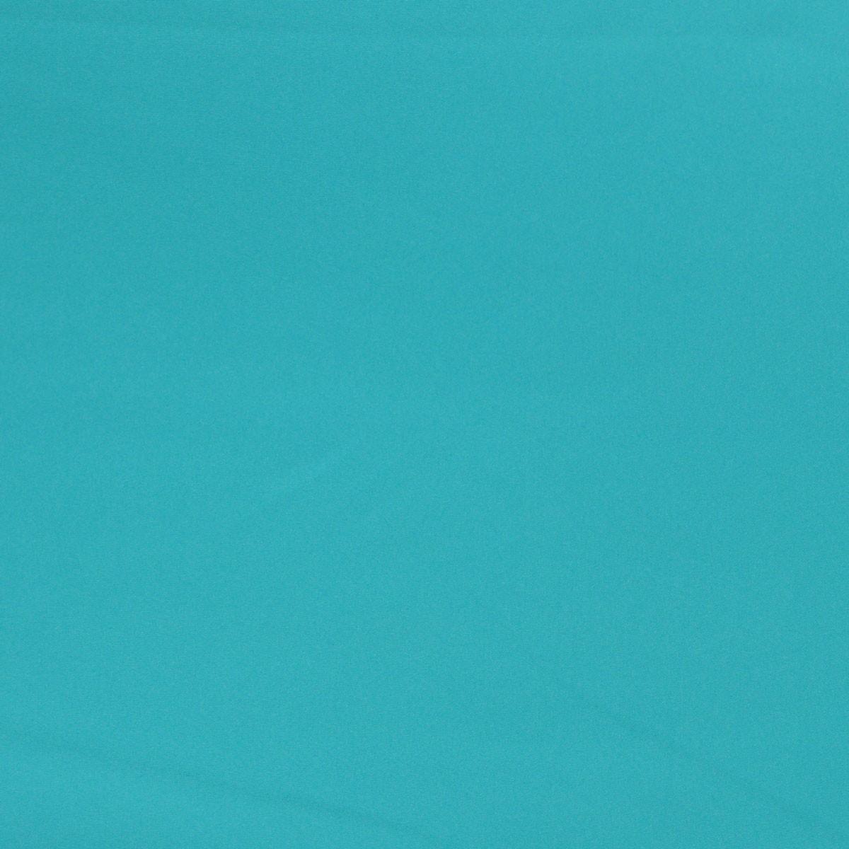 Kreativstoff Universalstoff Polyester Stretch türkis