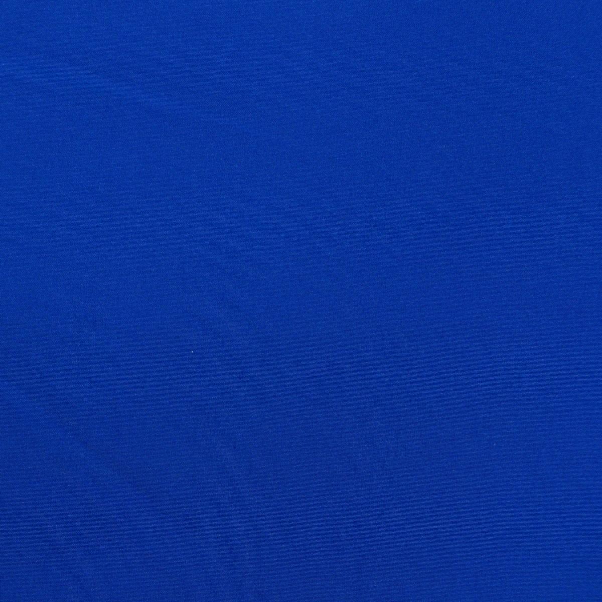 Kreativstoff Universalstoff Polyester Stretch königsblau blau