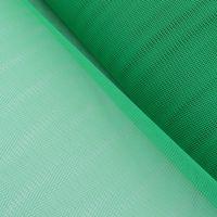 Kreativstoff Tüll Polyester grasgrün 1,4m Breite 001