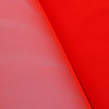 Kreativstoff Tüll Polyester neon orange 1,4m Breite