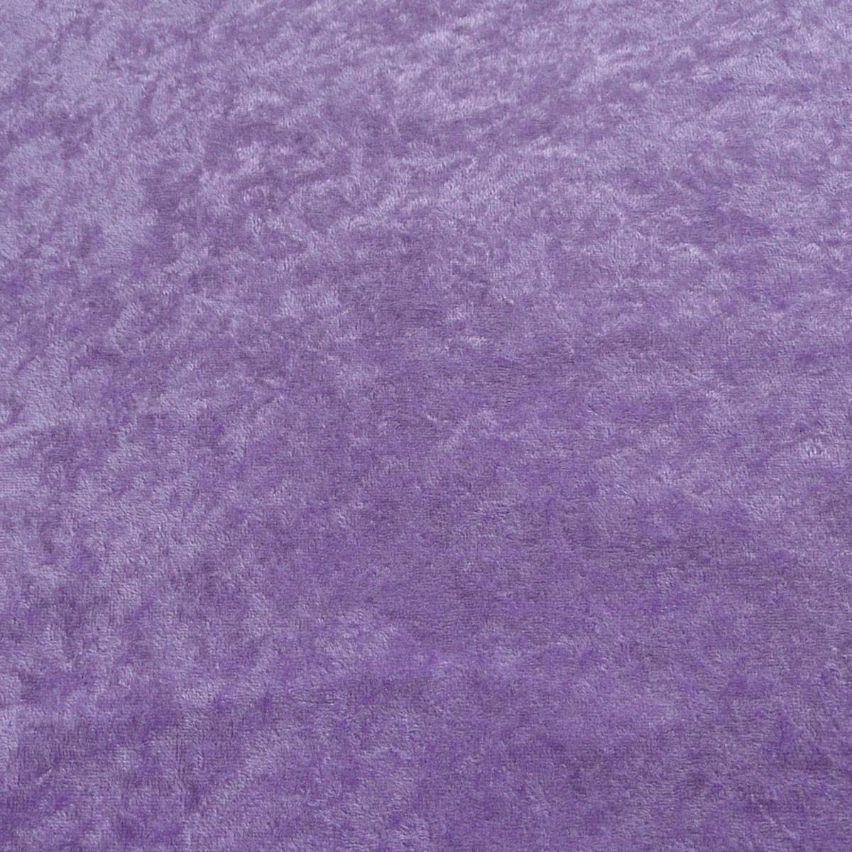 Samtstoff Kreativstoff Pannesamt einfarbig flieder 1,5m