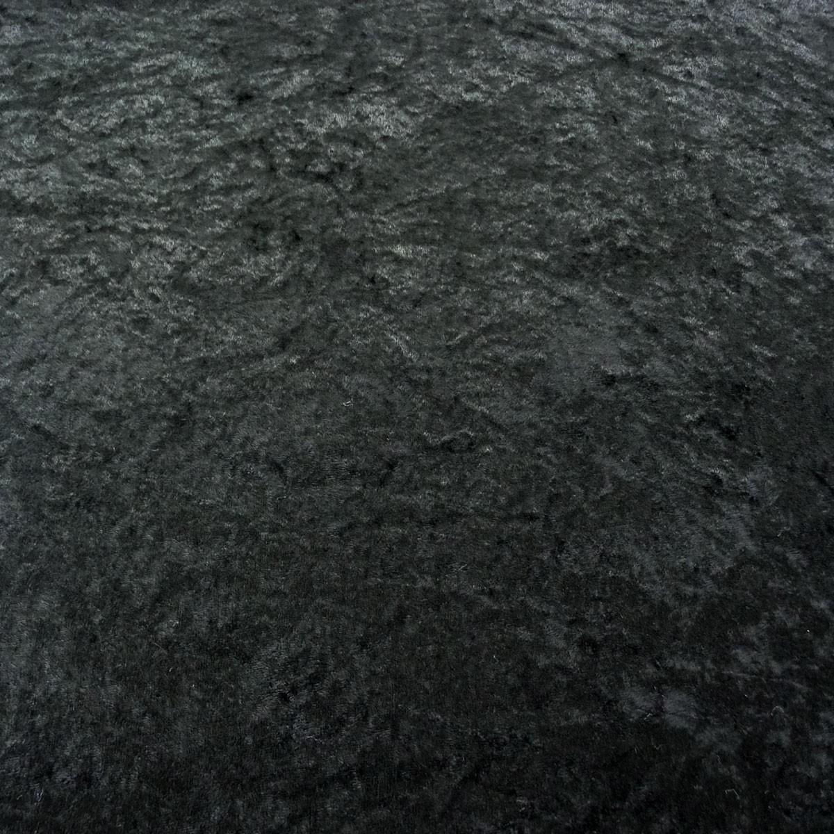 samtstoff kreativstoff pannesamt einfarbig schwarz 1 5m stoffe stoffe uni. Black Bedroom Furniture Sets. Home Design Ideas
